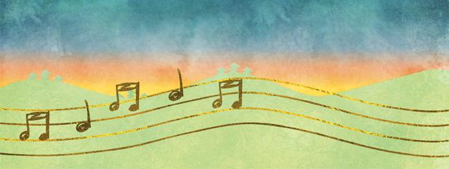 Короткие видеобеседы по главам Торы: Музыка