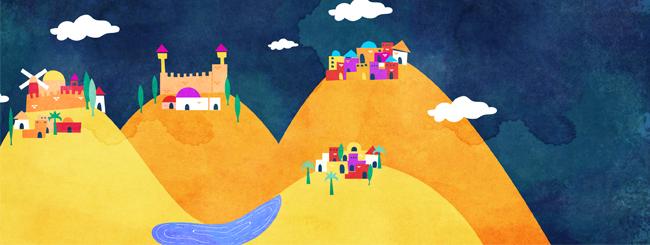 Les fondements du Judaïsme: Les quatre villes saintes d'Israël: quoi et pourquoi ?