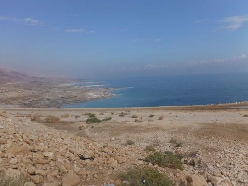 The Dead Sea (Pikiwiki/Esti Kaplan)