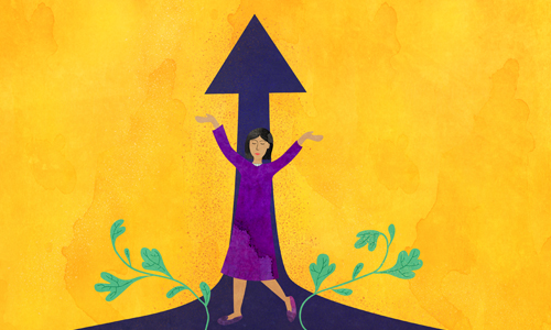 Desafio, Crescimento e Transição