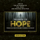 Triumph of Hope - Tisha B'Av