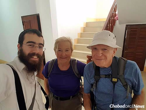Asia has become popular for Jewish tourists of all ages and backgrounds.