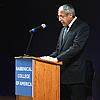 Memorial Service for David Chase Held at the Rabbinical College of America