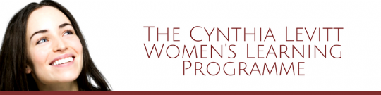 The Cynthia Levitt Women's Learning Prog.png
