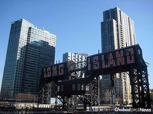 The view before Long Island City got a makeover (Photo: Wikimedia Commons)