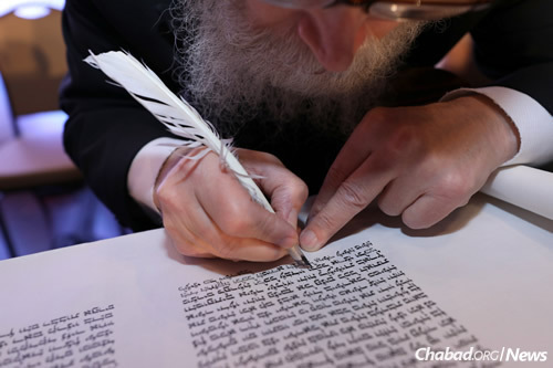 (Photo: Chabad of Binghamton/Bentzi Sasson)