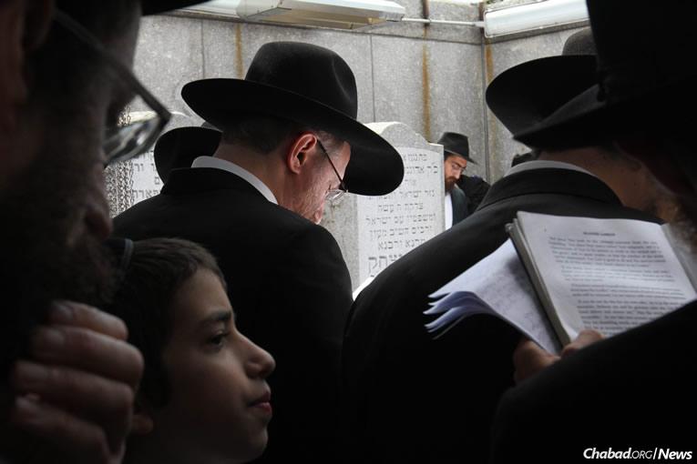 (Photo: Tina Fineberg/Chabad.org)