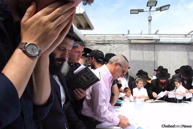 (File Photo: Tina Fineberg/Chabad.org)