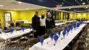 Shabbat dinner downtown Spring '17