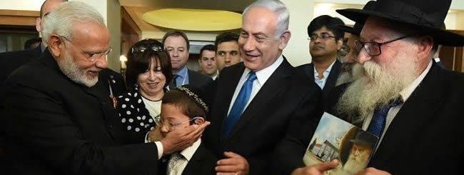 Moshe Holtzberg Returns to Mumbai With Netanyahu to Unveil Living Memorial