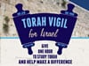 Torah Vigil for Israel (5779)