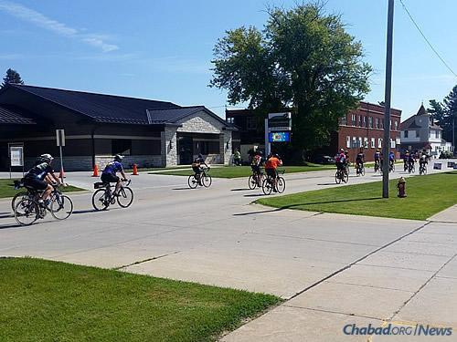 (Photo: Chabad of North East Iowa)