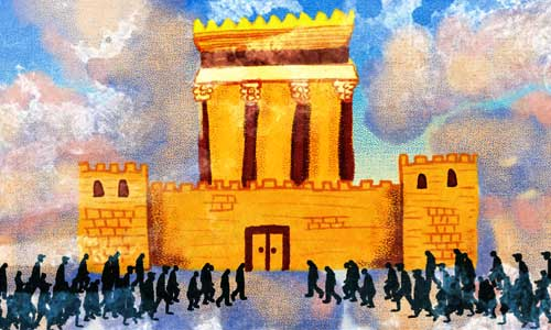 King Solomon: The Story of His Reign and Kingdom - Jewish