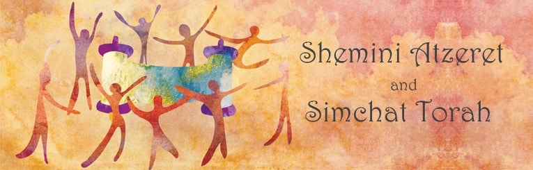 Shemini Atzeret / Simchat Torah - Sukkot & Simchat Torah