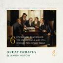 JLI - Great Debates in Jewish History