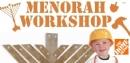 Home Depot Menorah Workshop