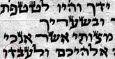 It's the Month of Elul: Time to Check Mezuzahs and Tefillin