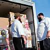 Rabbi-Turned-Truck-Driver Rushes Kosher Food to Houston