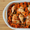 Tzimmes-Smothered Chicken