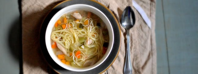Recipe: Comforting Chicken Noodle Soup