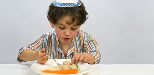 How Do I Get My Kids to Eat Passover Foods? - Passover