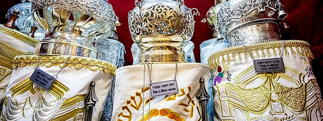 Jewish Essentials: What Is Torah?