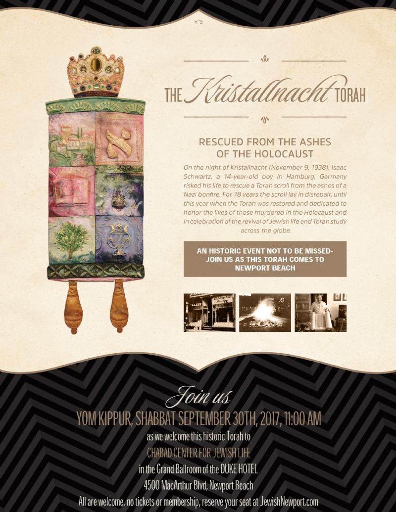 Kristallnacht Torah newport.jpg