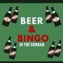 Beer & Bingo in the Sukkah!
