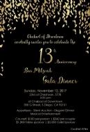 13th Anniversary Gala Dinner