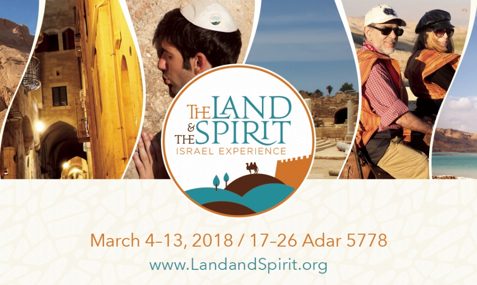 The Land & The Spirit