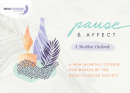 Pause & Affect Course Packet