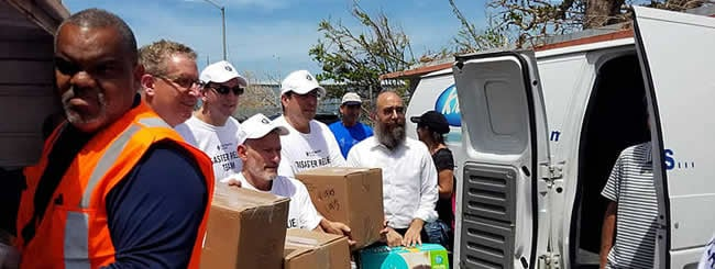 October 2017: Jewish Philanthropists Launch Online Campaign to Aid Puerto Rico
