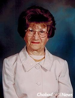 Goodman was a lifelong student of Torah