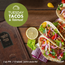 Tuesday Tacos and Talmud