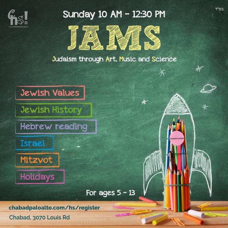 Sunday 10 AM - 12:30 PM