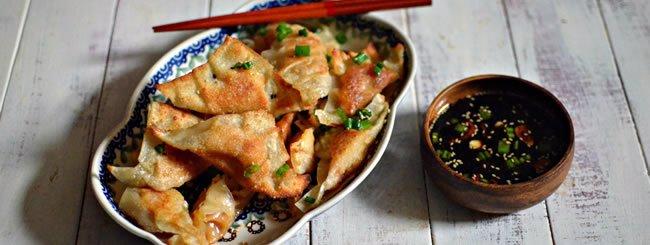 Recipe: Vegan Butternut Squash Pot Sticker Dumplings