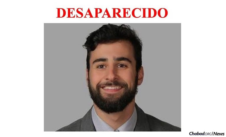 Jesse Galganov, a Montreal native, was last heard from in Peru on Sept. 28, when he told his mother that he would be out of reach by phone for a few days while he embarked on a multi-day trek near the Peruvian city of Huaraz.