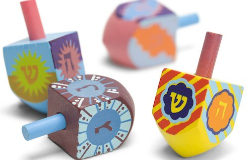 What Is a Dreidel (Sevivon)? - Chanukah