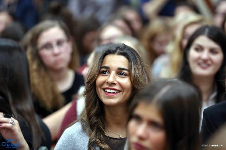 (Photo: Chabad on Campus/Bentzi Sasson)