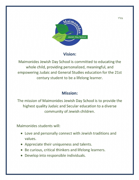 Maimonides Core Values Sign-page-001.jpg