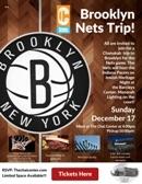 CTEEN Chanukah at the Nets