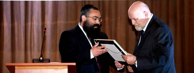 Europe: Montenegro, Set Deep in the Balkans, Gets First Its Rabbi in a Century
