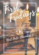 First Fridays: December