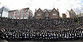 'Capturing the Moment': Thousands of Rabbis in One Photo