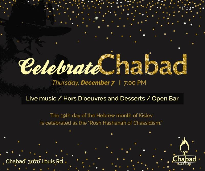 Celebrate Chabad