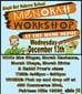 Hebrew School | Chanukah Home Depot Workshop