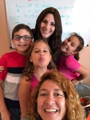 Hebrew School Week #8