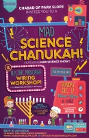 Mad Science Chanukah Show