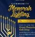 Doylestown | Community Menorah Lighting