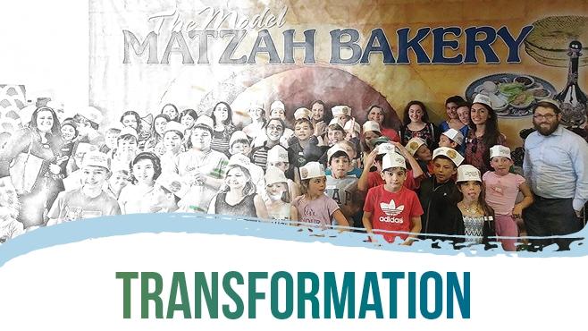 Transformation400 Wednesday Kislev 25 December 13th Volunteer Sign
